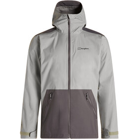 Berghaus Deluge Pro 2.0 Jacket Men monument/grey pinstripe